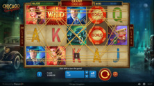Chicago Gangsters Online Slot