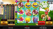 Daddys Vacation Online Slot