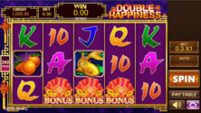 Double Happiness Online Slot