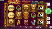 Dragon Pearls Hold Win Online Slot