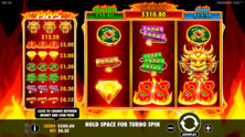 Fire And Ice Island Online Slot