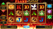 Flame Of Fortune Online Slot
