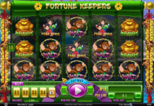 Fortune Keepers Online Slot