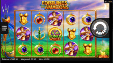 Fortunes Of The Amazons Online Slot