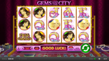 Gems And The City Online Slot