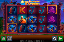 Guardians Of The Monastery Online Slot