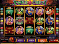 Jewels Of The Orient Online Slot
