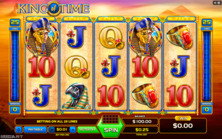 King Of Time Online Slot