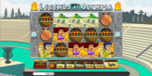 Legends Of Olympia Online Slot