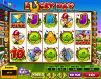 Lucky Day At The Races Online Slot