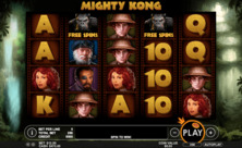 Mighty Kong Online Slot