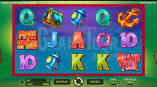 Mr Greens Old Jolly Grand Tour Of Europe Online Slot