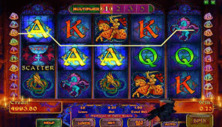 Mysteries Of The Notre Dames Online Slot