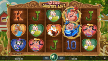 Oink Country Love Online Slot