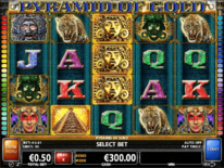 Pyramid Of Gold Online Slot