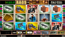 Rags To Riches Online Slot