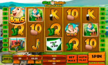 Spud Oreillys Crops Of Gold Online Slot