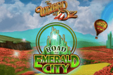 The Wizard Of Oz Road To Emerald City Online Slot