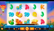 Theme Park Tickets Of Fortune Online Slot