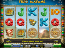 Two Mayans Online Slot