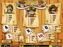 Wanted Online Slot