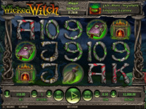 Wicked Witch Online Slot