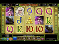 Witches Charm Online Slot