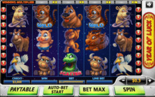 Year Of Luck Online Slot