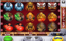 Year Of The Monkey Online Slot